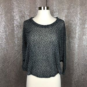 Anthropologie Staring at the stars sweater